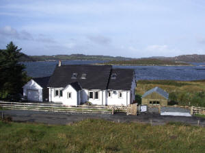 An Caladh en-suite bed and breakfast  Ardtun  Isle of Mull