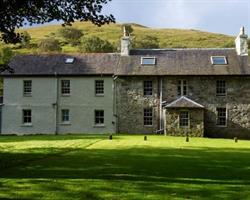 Callachally House, Glenforsa, Isle of Mull