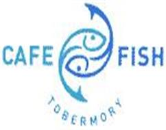 Cafe Fish, Tobermory, Isle of Mull